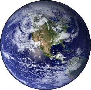 The Earth Controls Heaven
