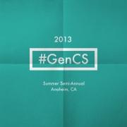#GenCS