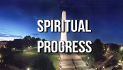 Spiritual Progress is a Fight